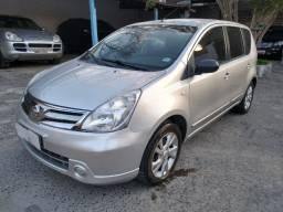 Nissan Livina 2013 1.8 Automática!! Super Nova! Financio!!