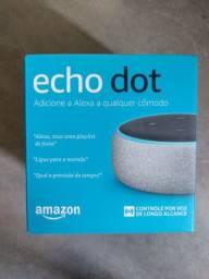Echo Dot 3° geração Cinza