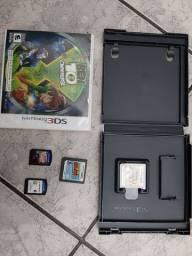 Jogos de DS 3DS e PS VITA.
