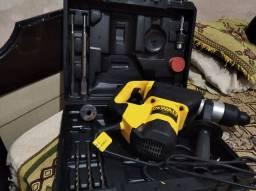 Martelo rompedor perfurador Dewalt DS5481K,SDS Max,com maleta, 1050 watts