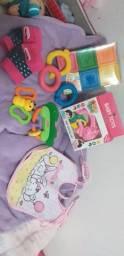 Brinquedinhos bebe