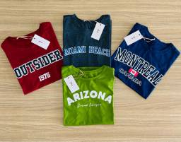Camisetas - TShirts pra você se sentir linda!
