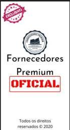 Lista de fornecedores Premium