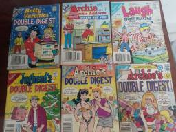 Archie hqs anos 90