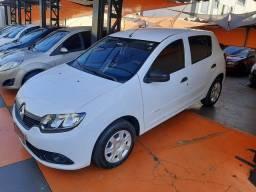 Renault Sandero 2020 único dono baixo km
