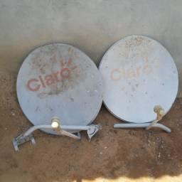 Antenas da Claro R$: 50,00 reais cada