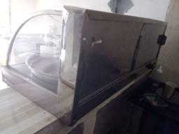 Estufa para salgados grande elétrica