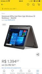 Notebook tablete