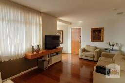 Apartamento à venda com 4 dormitórios em Sion, Belo horizonte cod:269077