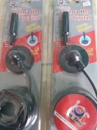 Antena digital  360 de recepção 5 metros