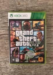 Jogo GTA V 5 Xbox 360