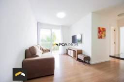 Apartamento com 2 dormitórios para alugar, 59 m² por R$ 2.330,00/mês - Cristo Redentor - P