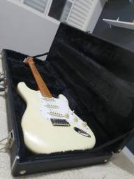 Guitarra Sx stratocaster + Hard case