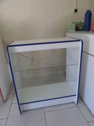 Balcão de Vidro Expositor para Loja