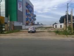 Excelente terreno para ponto comercial na Avenida Noide Cerqueira