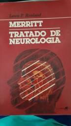 Tratado de Neurologia Merritt comprar usado  Rio de Janeiro