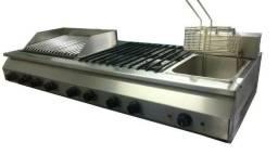 Mix Chapa broiler fogao fritadeira ou secador de frituras