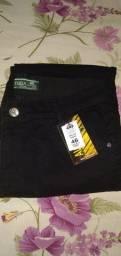 Calça preta masculina 38,00 reais
