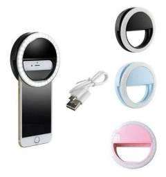 Ring light para celulares e outros /anel luminoso vídeos youtube live