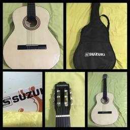 Vendo violão Suzuki usado