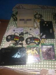 Pequeno lote de vídeo games para reparo