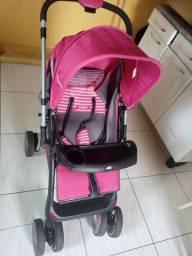 carro de bebê usado