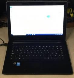 Notebook i3 2.0Ghz - 8GB DDR3 - 500GB HD