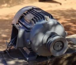 Motor trifásico 10 CV Alta rotação