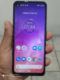 Motorola one vision, tela 6.3, android 9.0, memória 128gb, ram 4gb