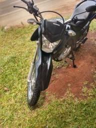 Moto Honda Bros