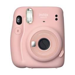 Câmera Instantânea Fujifilm Instax Mini 11 Blush Pink (rosa)