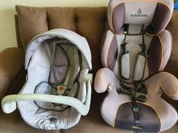 Bebê conforto e cadeira