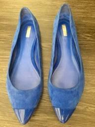 Sapatilha Schutz 39 azul