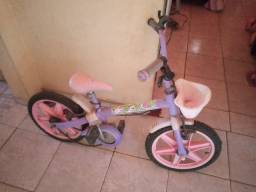 Bicicleta infantil top girl