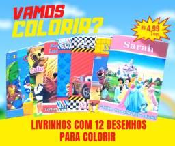 Revista colorir