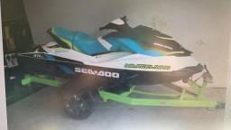 Carretinha, carrocinha, reboque para Jet Ski