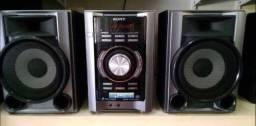 Mini System Sony Genezi MHCEC68USB
