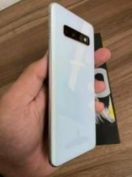 Samsung Galaxy s10 novissimo troca em iPhone xs ou 11