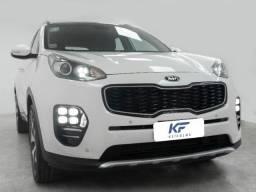 Kia Sportage 2.0 EX 2018 Branco Completo