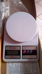 Promoção Balança Digital Eletrônica De Precisão Sf-400 Até 10kg,Nova,Entregamos