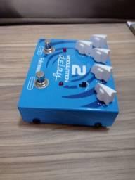 Pedal Guitarra Modulation Delay 2 Fuhrmann True Bypass