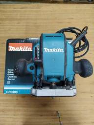Tupia manual RP 900 Makita ? 220v