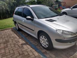 Peugeot SW 206 1.4 Flex R$ 11.500