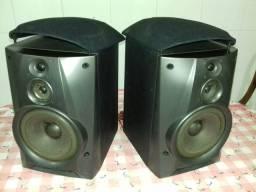 Caixas acústicas Sony modelo SS-H991AV