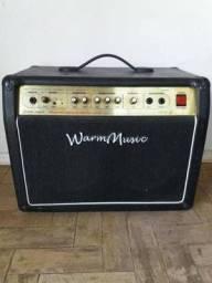 Amplificador de guitarra warm music 208gt