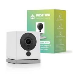 Câmera Smart Wifi, Câmera inteligente com acesso online pelo celular.