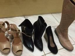 Sapatos de marca 34