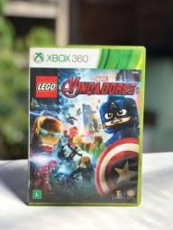 Lego Vingadores Xbox 360 Original