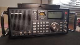 Rádio Receptor Multibanda Grundig Satellit 750