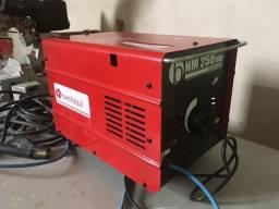 Máquina transformadora Bambozzi de solda (Na caixa, Zerada) - Preço Para Vender